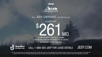 Jeep Celebration Event TV Spot, 'Great Deals Wait to Be Discovered' Song by FITZ [T2] - Thumbnail 6