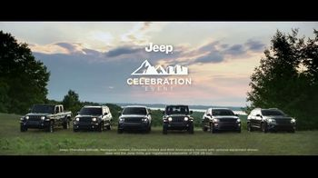 Jeep Celebration Event TV Spot, 'Great Deals Wait to Be Discovered' Song by FITZ [T2] - Thumbnail 4