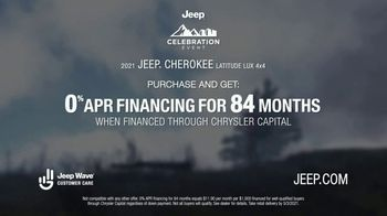 Jeep Celebration Event TV Spot, 'Great Deals Wait to Be Discovered' Song by FITZ [T2] - Thumbnail 5