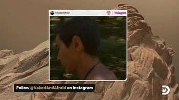 Discovery+ TV Spot, 'Naked and Afraid' - Thumbnail 10