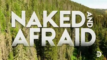 Discovery+ TV Spot, 'Naked and Afraid' - Thumbnail 4