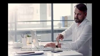 Tradier TV Spot, 'Paying Per Contract for Options' - Thumbnail 5
