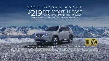 2021 Nissan Rogue TV Spot, 'Safety Features' [T2] - Thumbnail 10