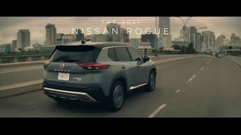 2021 Nissan Rogue TV Spot, 'Safety Features' [T2]