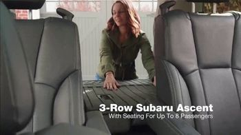 2021 Subaru Ascent TV Spot, 'Love Is Bigger Than Ever' [T2] - Thumbnail 3