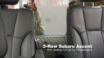2021 Subaru Ascent TV Spot, 'Love Is Bigger Than Ever' [T2] - Thumbnail 4