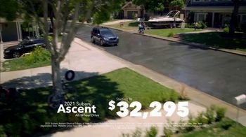 2021 Subaru Ascent TV Spot, 'Love Is Bigger Than Ever' [T2] - Thumbnail 5