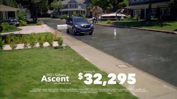 2021 Subaru Ascent TV Spot, 'Love Is Bigger Than Ever' [T2] - Thumbnail 7