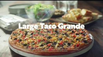 Papa Murphy's Taco Grande Pizza TV Spot, 'Chow Down'