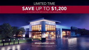 Sleep Number 360 Smart Bed TV Spot, 'Dad-Powering: Save $1,200' - Thumbnail 8
