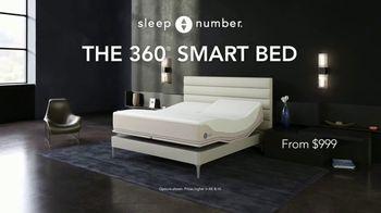 Sleep Number 360 Smart Bed TV Spot, 'Dad-Powering: Save $1,200' - Thumbnail 2