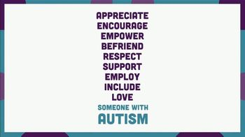 Southwest Autism Research & Resource Center TV Spot, 'Understanding and Acceptance' - Thumbnail 1