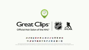 Great Clips TV Spot, 'NHL: Great Cuts To Fit Every Style' - Thumbnail 10