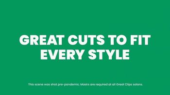 Great Clips TV Spot, 'NHL: Great Cuts To Fit Every Style' - Thumbnail 7