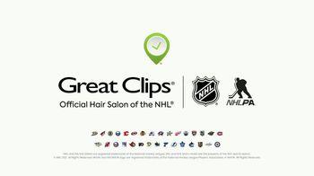 Great Clips TV Spot, 'NHL: Clip Notes' - Thumbnail 10