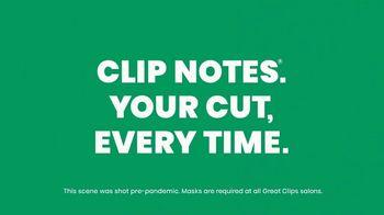 Great Clips TV Spot, 'NHL: Clip Notes' - Thumbnail 7