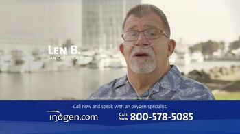 Inogen One TV Spot, 'I Love This' - Thumbnail 10