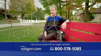 Inogen One TV Spot, 'I Love This' - Thumbnail 9