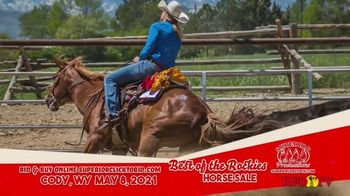 Superior Livestock Auction TV Spot, '2021 Best of the Rockies Horse Sale'