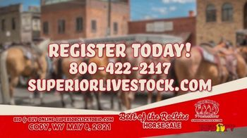 Superior Livestock Auction TV Spot, '2021 Best of the Rockies Horse Sale' - Thumbnail 8