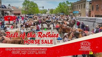 Superior Livestock Auction TV Spot, '2021 Best of the Rockies Horse Sale' - Thumbnail 1