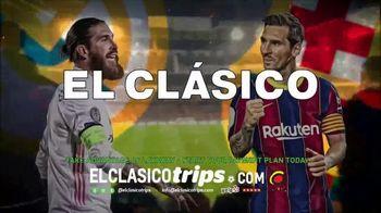 El Clásico Trips TV Spot, 'Complete Experience'