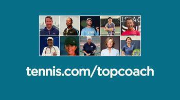 TENNIS.com TV Spot, 'America's Top Coach 2021'