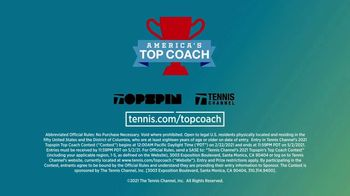 TENNIS.com TV Spot, 'America's Top Coach 2021' - Thumbnail 10