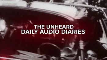 In Plain Sight: Lady Bird Johnson TV Spot, 'Unheard Daily Audio Diaries' - Thumbnail 1