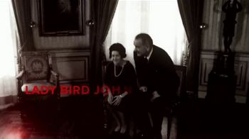 In Plain Sight: Lady Bird Johnson TV Spot, 'Unheard Daily Audio Diaries' - Thumbnail 4