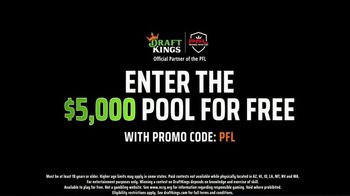DraftKings TV Spot, 'Join the Cage: PFL: $5,000' - Thumbnail 10
