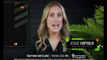 DraftKings TV Spot, 'Join the Cage: PFL: $5,000' - Thumbnail 3