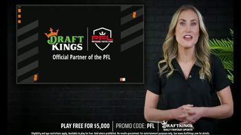 DraftKings TV Spot, 'Join the Cage: PFL: $5,000' - Thumbnail 4