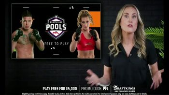 DraftKings TV Spot, 'Join the Cage: PFL: $5,000' - Thumbnail 8