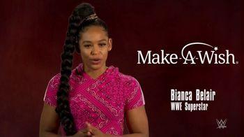 Make-A-Wish Foundation TV Spot, 'WWE: Hope' - Thumbnail 1