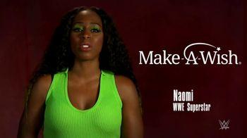 Make-A-Wish Foundation TV Spot, 'WWE: Hope' - Thumbnail 2