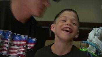 Make-A-Wish Foundation TV Spot, 'WWE: Hope' - Thumbnail 3