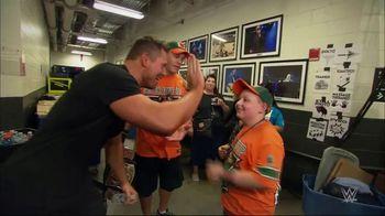Make-A-Wish Foundation TV Spot, 'WWE: Hope' - Thumbnail 4