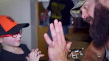 Make-A-Wish Foundation TV Spot, 'WWE: Hope' - Thumbnail 5