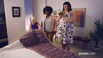 Purple Mattress Spring Sale TV Spot, 'Meticulously Designed' - Thumbnail 1