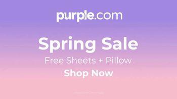 Purple Mattress Spring Sale TV Spot, 'Meticulously Designed' - Thumbnail 10