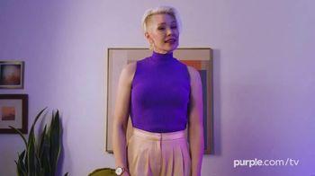 Purple Mattress Spring Sale TV Spot, 'Meticulously Designed' - Thumbnail 4