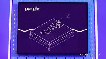Purple Mattress Spring Sale TV Spot, 'Meticulously Designed' - Thumbnail 5