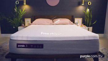 Purple Mattress Spring Sale TV Spot, 'Meticulously Designed' - Thumbnail 8