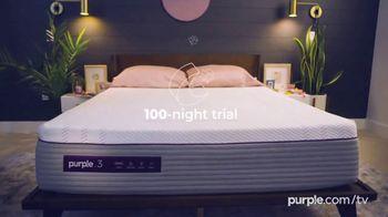 Purple Mattress Spring Sale TV Spot, 'Meticulously Designed' - Thumbnail 9