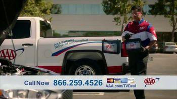 AAA TV Spot, 'Peace of Mind: $54 Full Year Membership' - Thumbnail 1