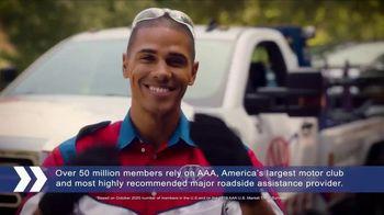 AAA TV Spot, 'Peace of Mind: $54 Full Year Membership' - Thumbnail 2