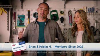 AAA TV Spot, 'Peace of Mind: $54 Full Year Membership' - Thumbnail 4