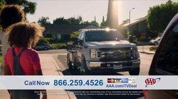 AAA TV Spot, 'Peace of Mind: $54 Full Year Membership' - Thumbnail 5