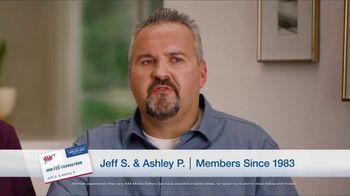 AAA TV Spot, 'Peace of Mind: $54 Full Year Membership' - Thumbnail 7